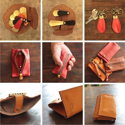 メタルハウスでの、オリジナル金具からオリジナル革小物までの製作ご依頼の方法