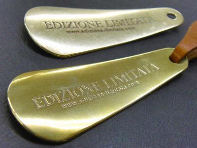 経年品化した真鍮は飴色に味が出ます