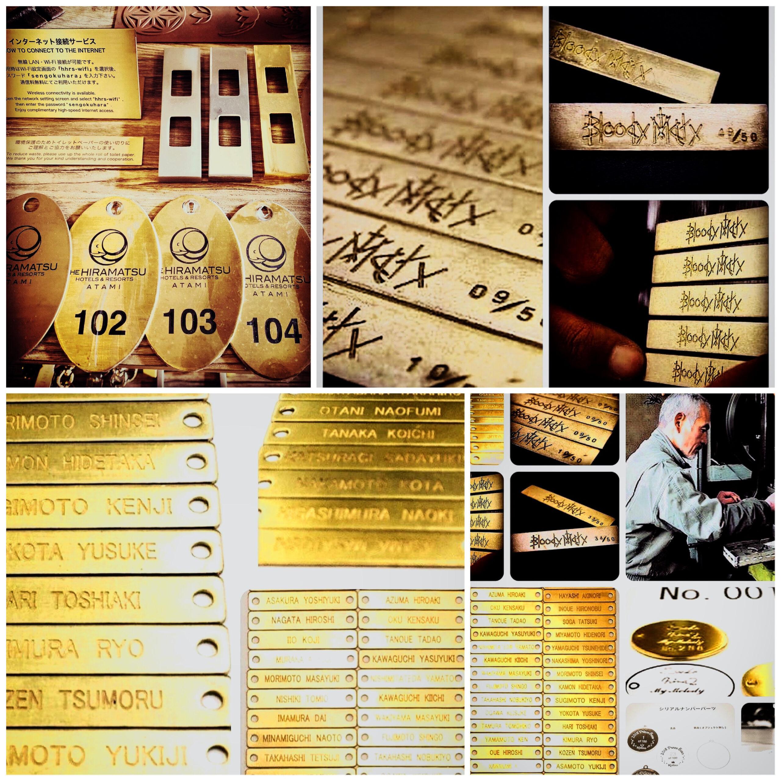 私たちメタルハウスは80年以上お客様の大切なブランド金具を製作したり、アクセサリーのデザインにオリジナルのロゴを入れたり、希望のサイズや色、形、ロット、素材を自由にカスタマイズしながらオーダーメイドの金具やアクセサリーを製作しけています。